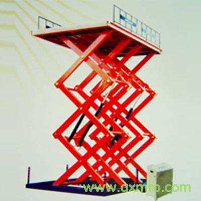电动液压升降平台 HW500L