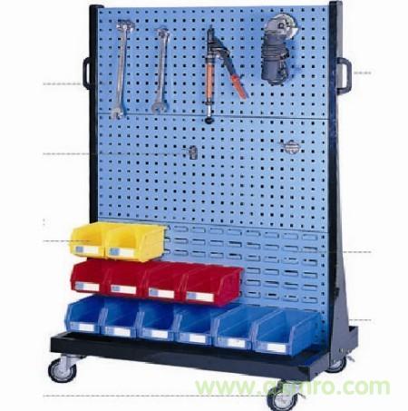 移动型物料整理架