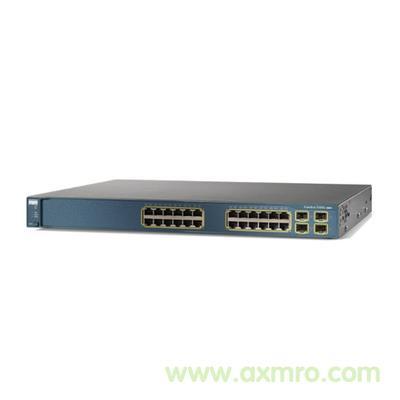 网络交换机 CISCO WS-C3560G-24TS-S